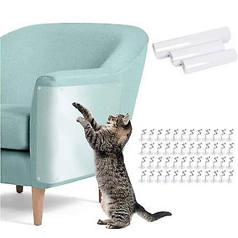8pcs Katze Kratzschutz Möbel Protector