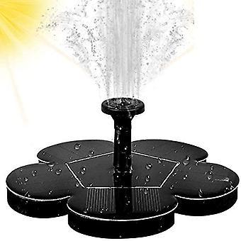 Solar Fountain Solar Pond Pump Solar Water Pump Floating Fountain Pump