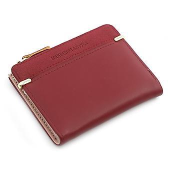 Naisten lompakko lyhyet naisten kolikko kukkaro muoti lompakot naisille kortin haltija pieni naisten lompakko nainen hasp mini kytkin tyttö