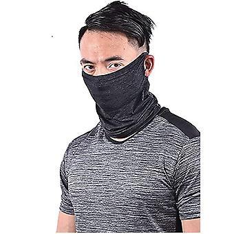 Anti-ultraviolett andningsbar lätt stretch tvättbar tyg motorcykel mask