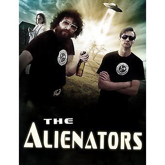 Alienators [DVD] USA import
