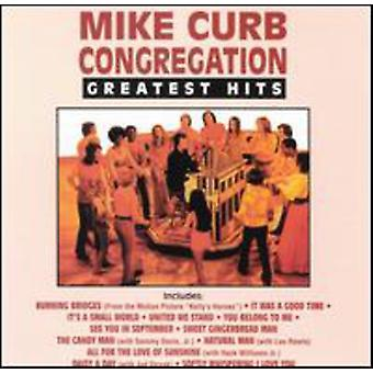 Mike Congregation Curb - Greatest Hits [CD] USA import