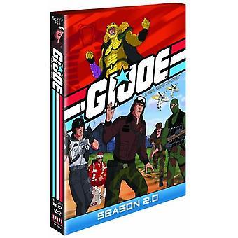 GI Joe: En Real American Hero: sæson 2 [DVD] USA import