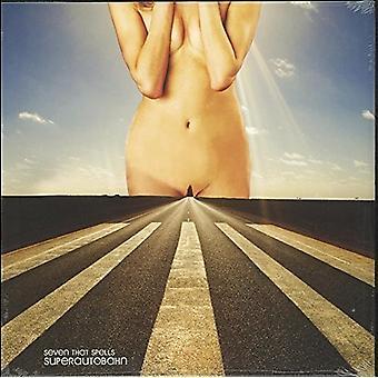 Seven That Spells - Seven That Spells-Superautobahn [Vinyl] USA import