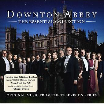 Vários artistas - Downton Abbey: Importação de EUA The Essential Collection [CD]