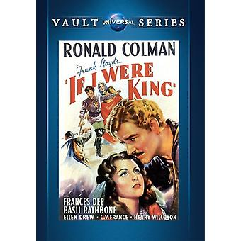 If I Were King [DVD] USA import