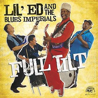 Lil' エド ・ エドブルース - フルティルト [CD] USA 輸入
