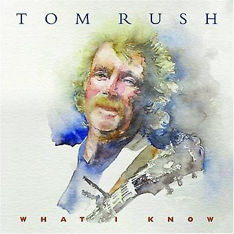 Tom Rush - What I Know [CD] USA import