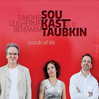 Taubkin, Benjamin / Sou, Simone / Kastrup, Guilherme - Sounds of Life [CD] USA import
