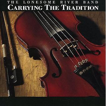 Lonesome River Band - Carrying the Tradition [CD] USA import