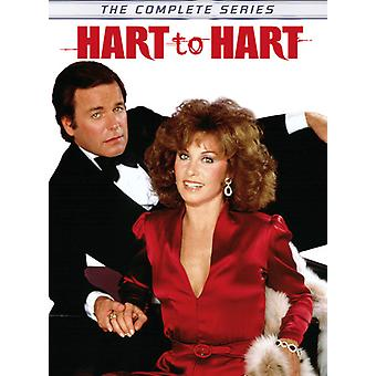 Hart to Hart: importazione USA The Complete Series [DVD]