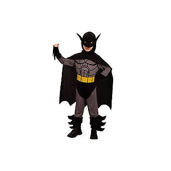 Bat costume bat hero bat costume for children