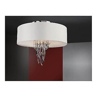 Schuller Domo Ceiling Lamp 4L, Chrom