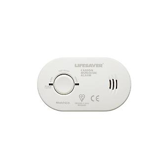 Kidde Fyrnetics Kidde 5CO Lifesaver Battery Powered Carbon Monoxide Detector