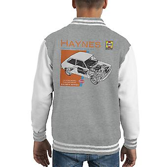 Varsity Jacket de Kid Fiat 127 0173 manuel d'atelier Haynes propriétaires
