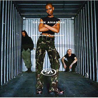 Skunk Anansie - Paranoid & Sunburnt [CD] USA import