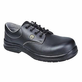 sUw - Compositelite ESD lacé travail sécurité chaussure S2