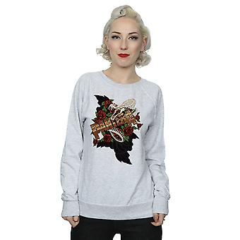 Pantera Women's Rattle Snake Sweatshirt