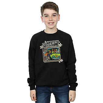 Scooby Doo Boys Mystery Machine Sweatshirt