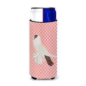 Tedesco casco piccione rosa verifica Michelob Ultra Hugger per lattine slim