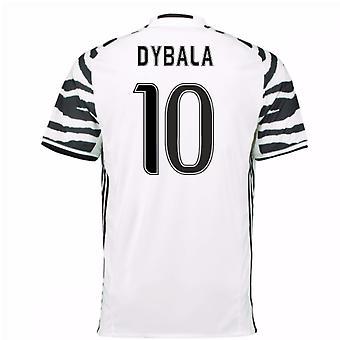 2016-17 Juventus 3e Shirt (Dybala 10) - Kids