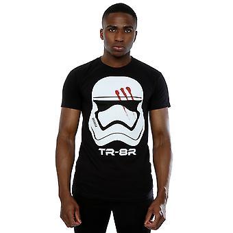 Forza di guerre stellari uomini risveglia Stormtrooper Finn traditore t-shirt
