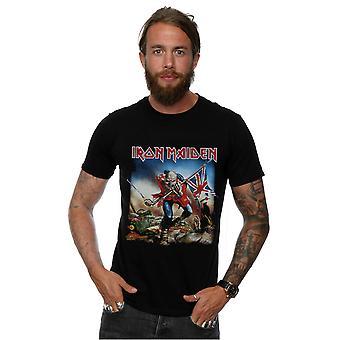 La camiseta de soldado primer hombre de hierro