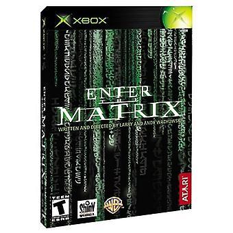 Enter the Matrix  Game - New
