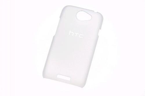 HTC HC C742 Hard Cover case for HTC ONE S - milk-clear