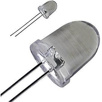 Thomsen LED-10-80.000W LED mA przewodowy Białe okrągłe 10 mm 80000 mcd 20 ° 30 3.6 V
