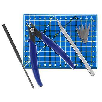 Donau Elektronik MS09 Model making Tool kit Bag 9-piece