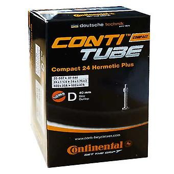 Continental bicycle tube hermetic 24 / / 24 x 1 1/4-1. 75″