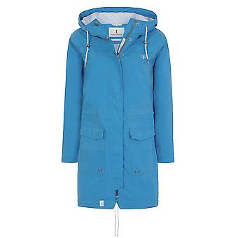Lighthouse Paige Ladies Coat Blue Sail