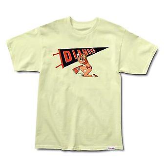 Diamond Supply Co Cheers T-shirt Yellow