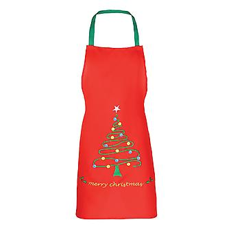 Christmas Shop Unisex Christmas forkle (2 design)