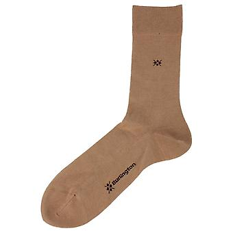 Burlington Dublin Socks - Khaki