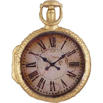 Christmas Krebs Grandpas Pocket Watch vintagestil Holiday Onament glas