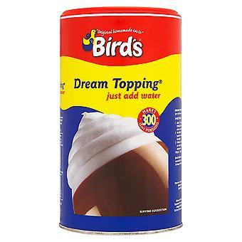 Birds Dream Topping Dessert Mix
