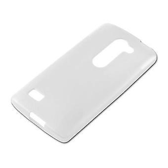 Cadorabo Case for LG MAGNA / LG G4 MINI / MAGNA case case cover - Mobile TPU Silicone Phone Case – Silicone Case Protective Case Ultra Slim Soft Back Cover Case Bumper