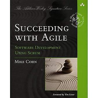 Erfolg mit Agile: Software-Entwicklung mit Scrum (Addison-Wesley Signature)