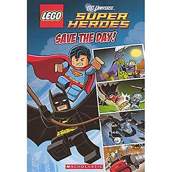 Super-heróis DC de Lego