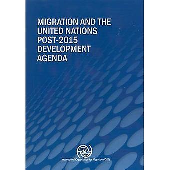 Migratie en de Post-2015 ontwikkelingsagenda van de Verenigde Naties