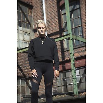 Tombo Womens/Ladies Cropped Sweatshirt