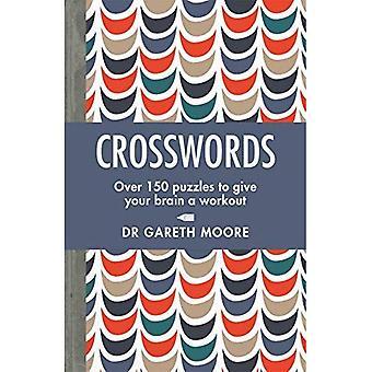 Crosswords: Meer dan 150 puzzels te Geef uw hersenen een training