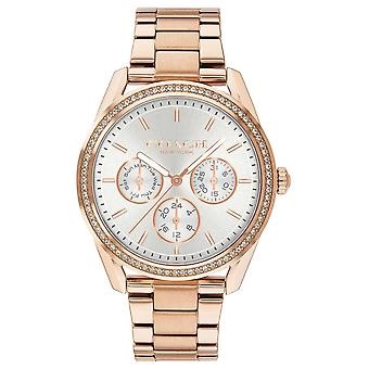 Coach | Preston | Chronograph Rose Gold Stainless Steel | 14503267 Watch