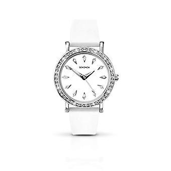 Sekonda Ladies Quartz analogue watch with PU strap 2024.27