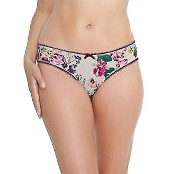 Royce Florence 1260 Mini Brief Cream/aubergine Cs