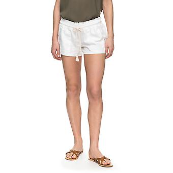 Roxy Womens Oceanside Shorts - Sea Salt