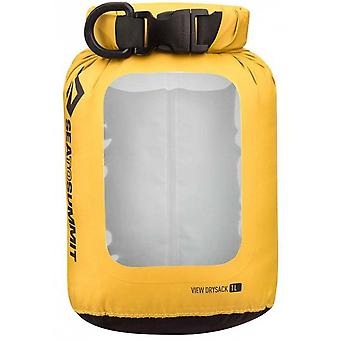 Sea to Summit View Dry Sack 1 L - gelb