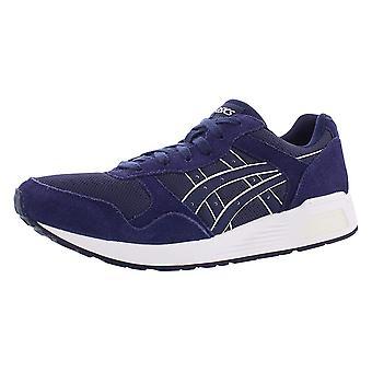 ASICS Mens Lyte-Trainer Peacoat/Peacoat Running Casual Shoes